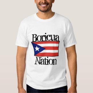Boricua Nation Tshirts
