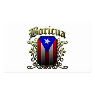 Boricua Pack Of Standard Business Cards