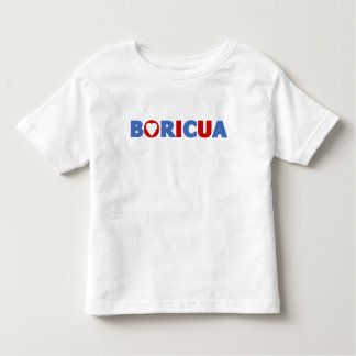 Boricua Puerto Rican Pride T Shirt