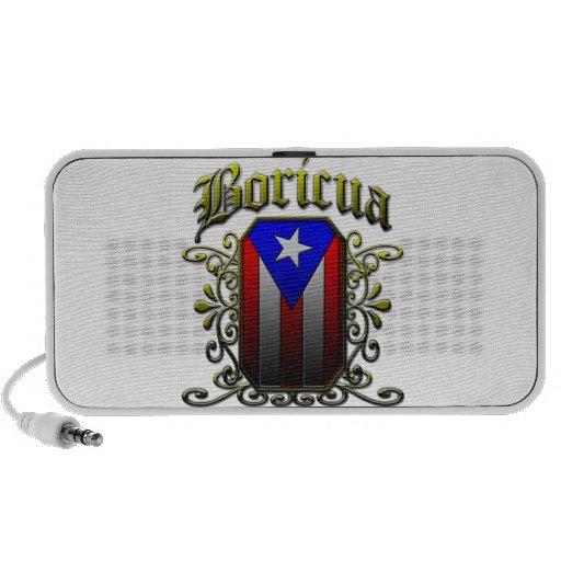 Boricua Mp3 Speakers