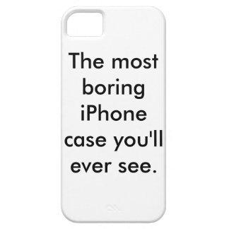 Boring Case