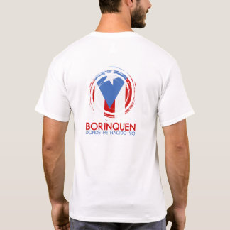 Borinquen, Puerto Rico T-Shirt