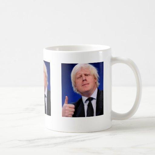 Boris Cuppa Coffee Mugs