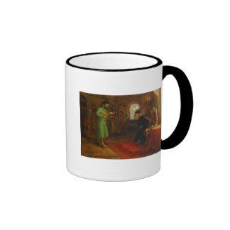 Boris Godunov with Ivan the Terrible Coffee Mugs