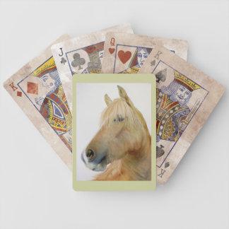 `BORIS' Horse Playing Cards