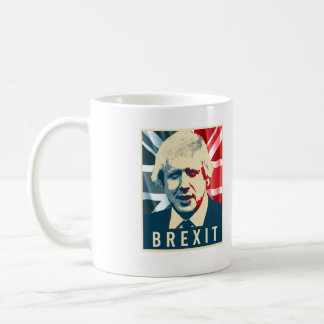 Boris Johnson Brexit Poster - -  Coffee Mug
