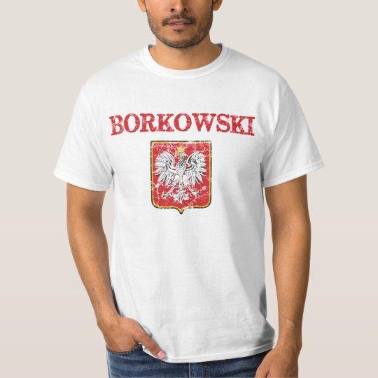 Borkowski Surname T-Shirt