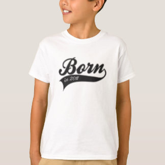 Born2011 - birthday T-Shirt