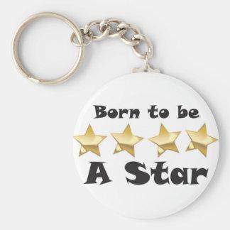 Born2BStar Key Chain