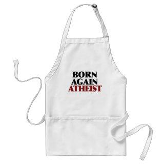 Born Again Atheist Aprons