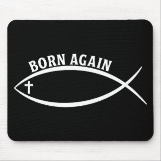 Born Again Mousepads