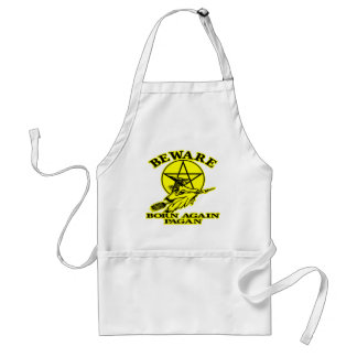 Born Again Pagan Aprons