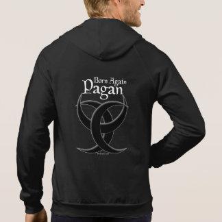 Born Again Pagan Dark Hoodie
