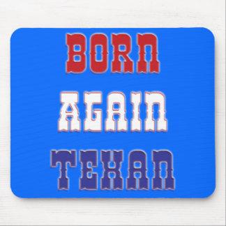 Born Again Texan Mouse Pad