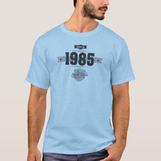 Born in 1985 (Dark&Lightgrey) T-Shirt