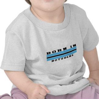 Born In Botswana Shirts