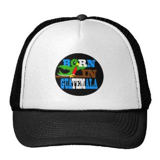 born-in-guatemala-round cap