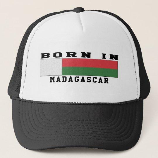 Born In Madagascar Cap