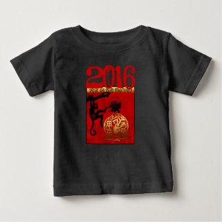 Born in Monkey Year Custom Year Baby Tee