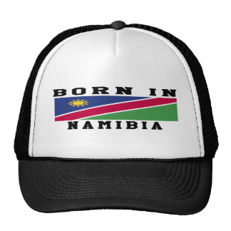 Born In Namibia Hats