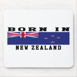 Born In New Zealand Mousepad