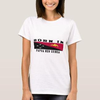 Born In Papua New Guinea T-Shirt