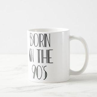 Born In the 90s Coffee Mug
