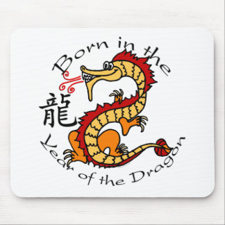 Born in the Year of the Dragon (Chinese) Mouse Mat