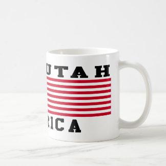 Born In Utah Coffee Mug
