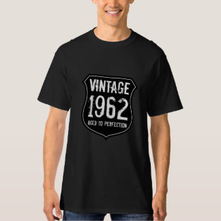 Born in year 1962 aged to perfection t shirt men