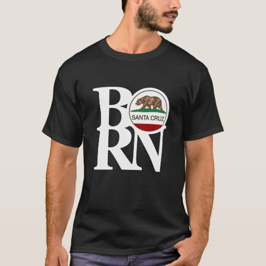 BORN Santa Cruz T-Shirt