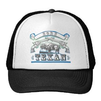 Born Texan Trucker Hats