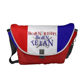 BORN TEXAN COMMUTER BAGS