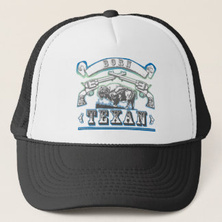 Born Texan Trucker Hat