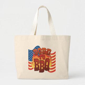 Born to BBQ Bag
