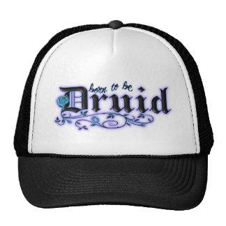 Born to be Druid Trucker Hats