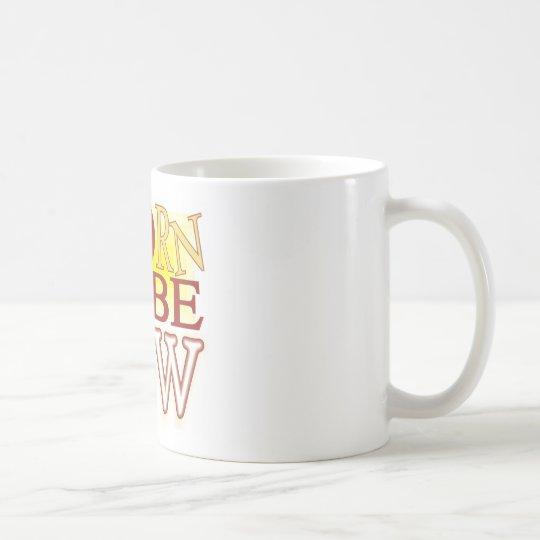 BORN TO BE JEW COFFEE MUG