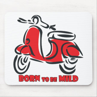 Born to be Mild Mouse Pad