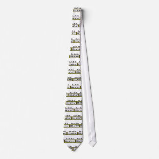 Born to be on Broadway Tie