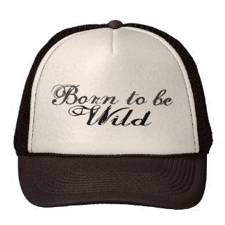 Born to be Wild Cap