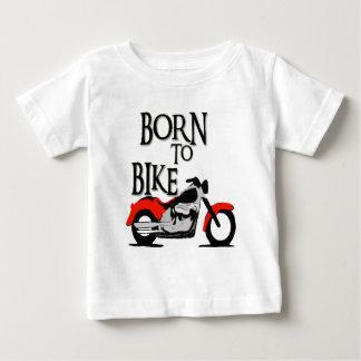 Born to Bike Baby T-Shirt