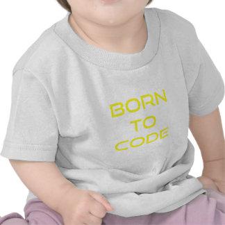 Born to Code Shirt