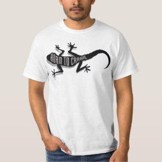 Born To Crawl - Gecko T-Shirt