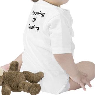 BORN TO FARM Dreaming Of Farming T Shirt