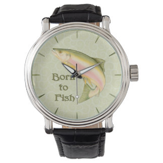 Born to Fish Watch