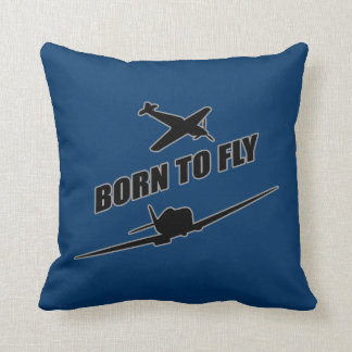 Born To Fly Cushion