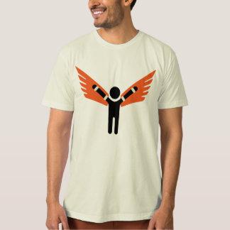 born to fly - symbol T-Shirt