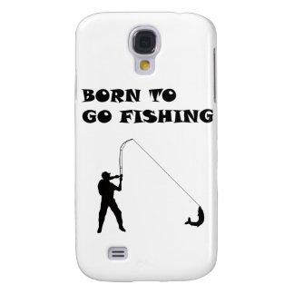 Born to go fishing HTC vivid / raider 4G cover