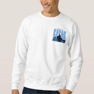 Born to Kayak Sweatshirt