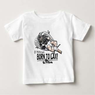 Born to LaX Lacrosse Gear T-shirts